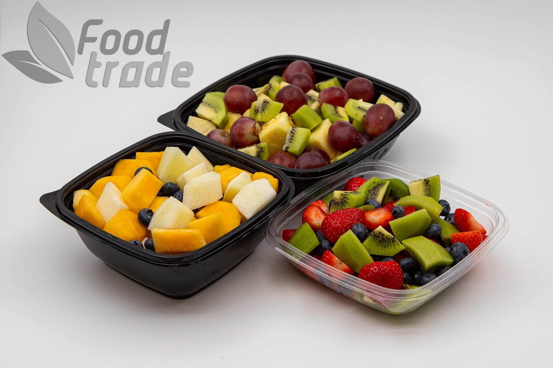 Tükeldatud puuviljad