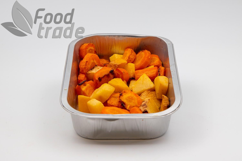 Küpsetatud köögiviljad